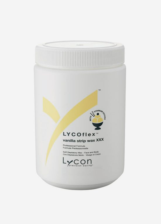 LYCOflex Vanilla Strip Wax