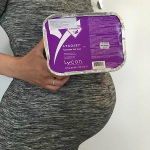 depilacija v nosecnosti