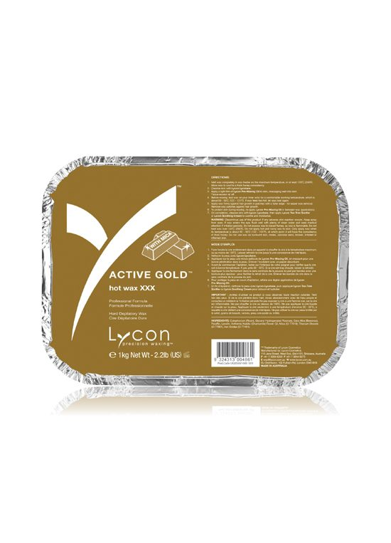 ACTIVE GOLD Hot Wax
